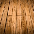 Stock Photo: Wood Deck Background