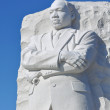 Martin Luther King Statue in Washington DC — Stock Photo