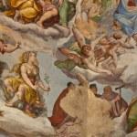 Interior of Florence Italy Duomo — Stock Photo