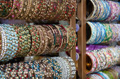 Indian Bangles for Sale — Stock Photo