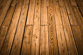 Wood Deck Background — Stock Photo
