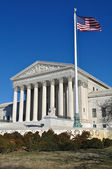 Supreme Court of the United States — Stock Photo