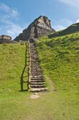 Mayan Ruin - Xunantunich in Belize — Stock Photo