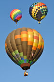 Reno Hot Air Balloon Festival — Stock Photo