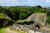 Xunantunich Mayan Ruin in Belize — Stock Photo