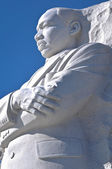 Martin Luther King Memorial in Washington DC — Stock Photo