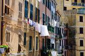 Building in Cinque Terre Italy — Stock Photo
