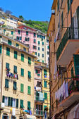 Colorful Buildings in Cinque Terre — Stock Photo