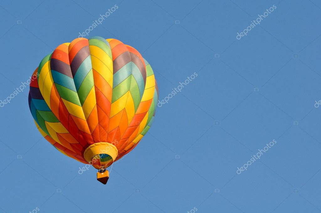 Hot Air Balloon — Stock Photo #11065623