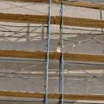 Construction Scaffolding — Stock Photo #11080230