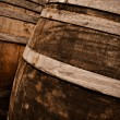 Oak Wine Barrels — Stock Photo #11081605