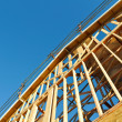 New Home Under Construction — Stock Photo #11117460