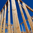 New Home Under Construction — Stock Photo #11117461