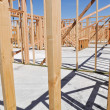 New Home Under Construction — Stock Photo #11117462