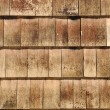 Wood Shingles — Stock Photo