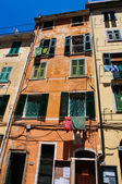 Colorful Building in Cinque Terre Italy — Stock Photo