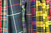 Scottish Kilts — Stock Photo