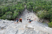 Coba Mexico Ruin — Stock Photo