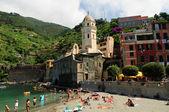 Vernazza in Cinque Terre — Stock Photo