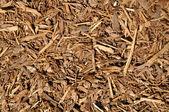 Mulch Background — Stock Photo