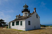Point Pinos Lighthouse Monterey — Stock Photo