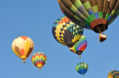 Reno Hot Air Balloon Race 2011 — 图库照片