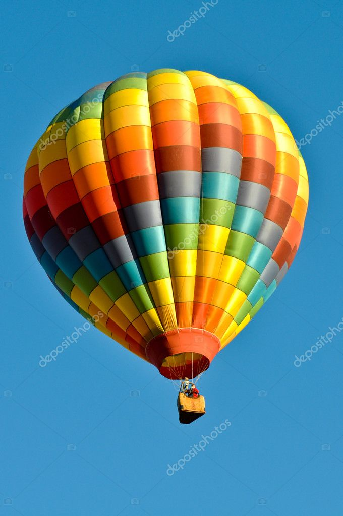 Hot Air Balloon — Stock Photo #11117129