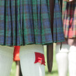 Scottish Kilt — Stock Photo #11549203