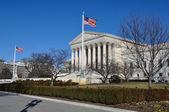 Supreme Court Building in Washington DC — Stock Photo