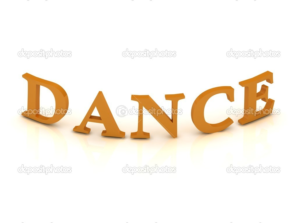 dance sign orange letters stock photo copy naraytrace  dance sign orange letters on isolated white background photo by naraytrace