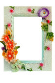 Photoframe — Stock Photo