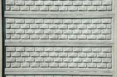 De grijze moderne stenen muur — Stockfoto