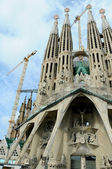 Sagrada Familia (Barcelona) — Stock fotografie