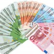 Cash euros — Stock Photo #11649177