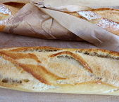 French baguette — Stockfoto