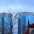 Twin towers in Offenbach, Germany — ストック写真