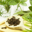 Royalty-Free Stock Photo: Aromatic herb