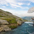 Rivers of Norway — Stock Photo
