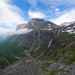 Стоковое фото: Picturesque Norway landscape. Atlanterhavsvegen