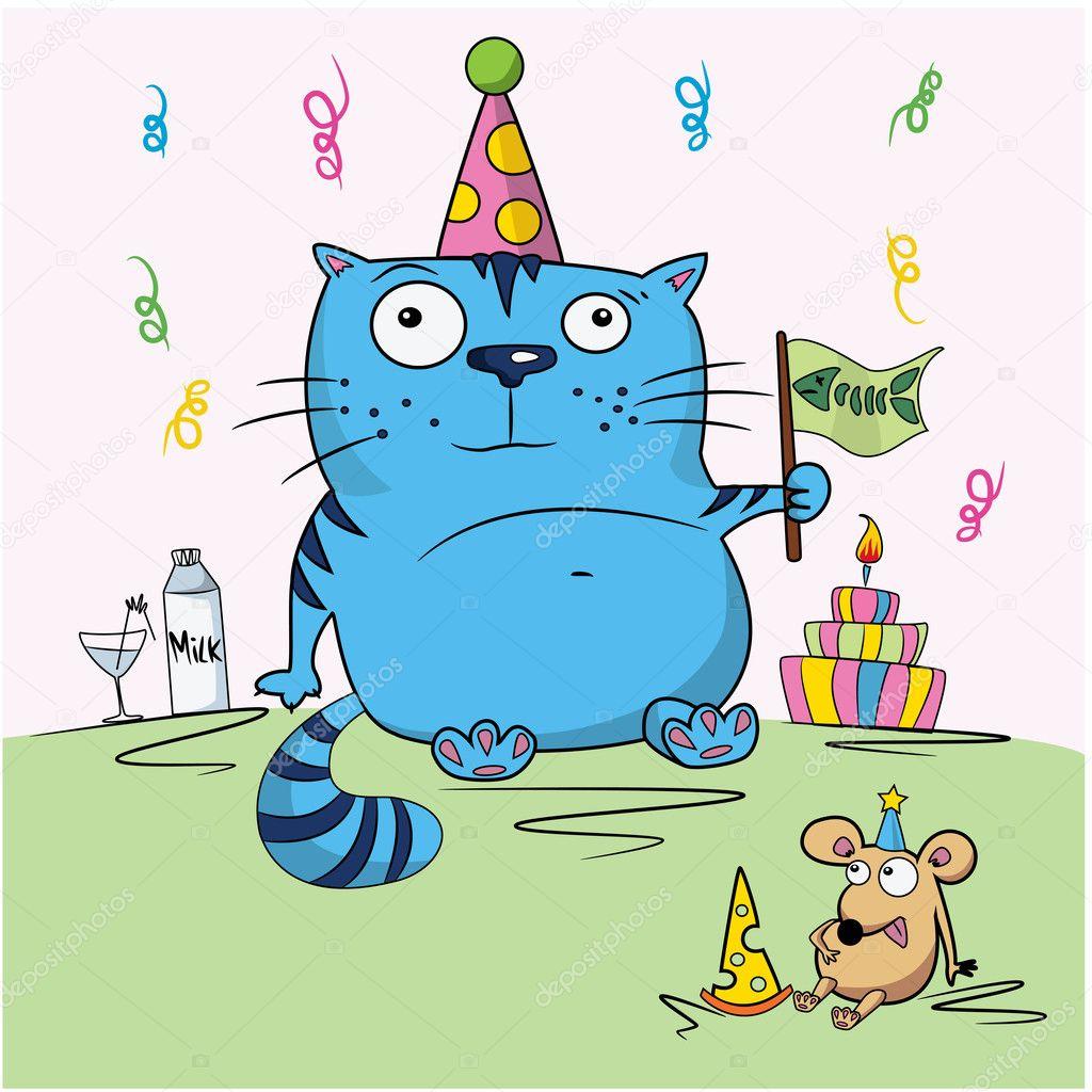 Поздравления днем рождения другу прикольные открытки