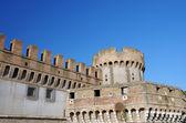 Murallas y Torre — Foto de Stock