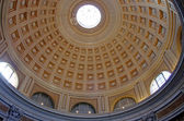 Michelangelo's dome — Stock Photo