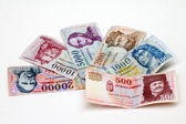 Hungarian forint — Stock Photo