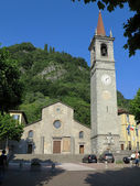 Varenna St. George Church — Stock Photo