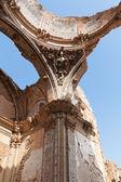 Iglesia destruida — Foto de Stock