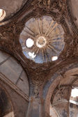 Distrutta chiesa — Foto Stock
