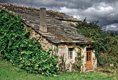 The house from the story — Stock Photo