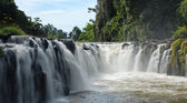 Waterfall in Laos — Stock Photo