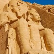 Abu Simbel Temple — Stock Photo #11544189