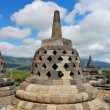 Photo: Borobudur stupa